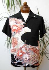 GALLERY Y NISHIOGIにて個展「着物アロハ・オノミック」開催
